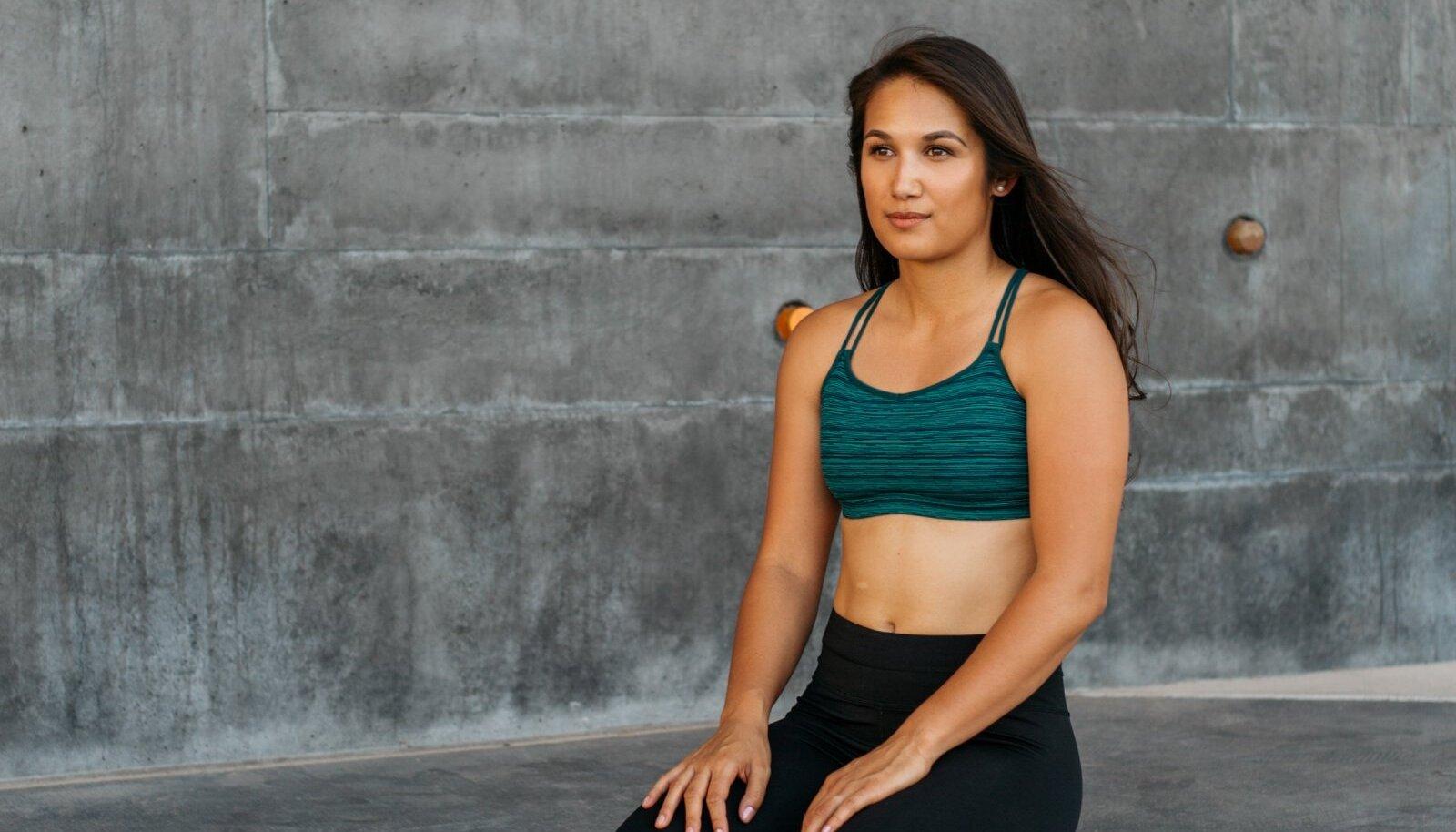 Kas tugevuse treening poletab rasva