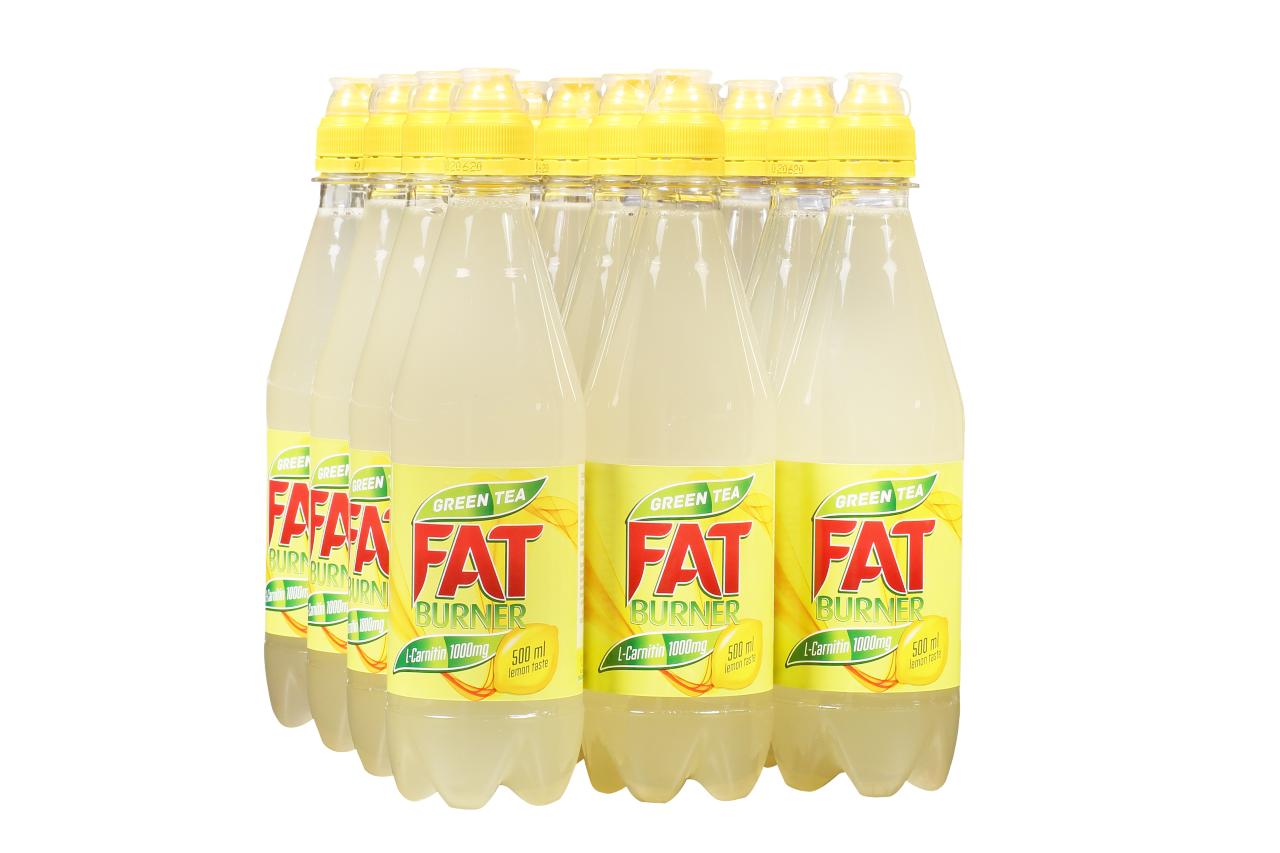 Rasva poletamine limonaadi kaalulanguspakett