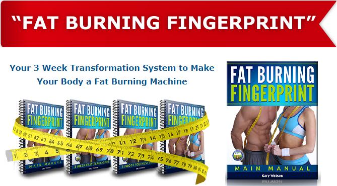 Fat Burning Fingerprint PDF