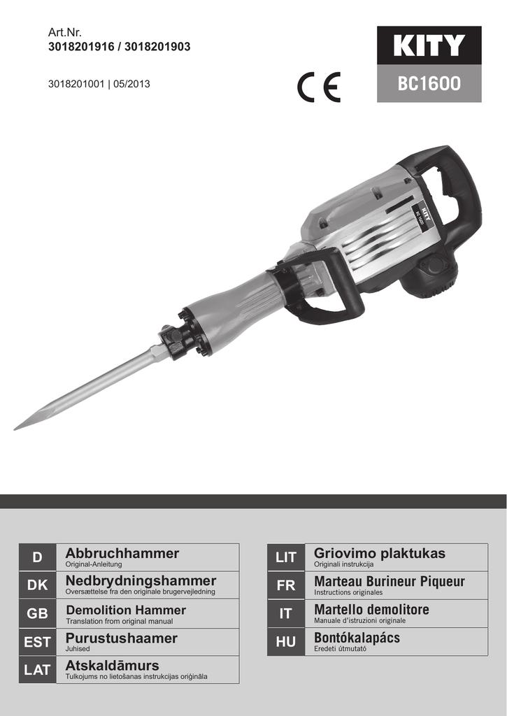 Hammer alla kaalulangus