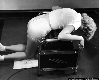 Vintage Slimming Machine poletada rasva ja sailitada lihaseid
