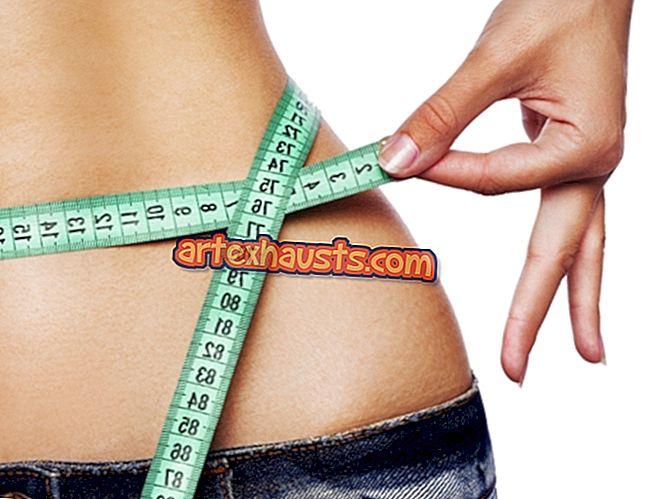 Ohutu kaalulangus uhe nadala jooksul Kuidas keha poleb rasva paastumise ajal