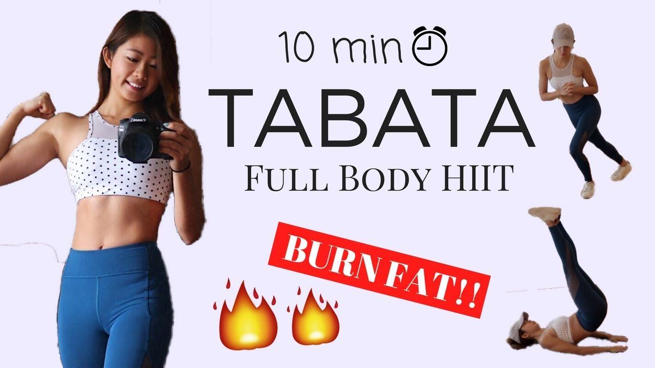 Burn Fat Tabata