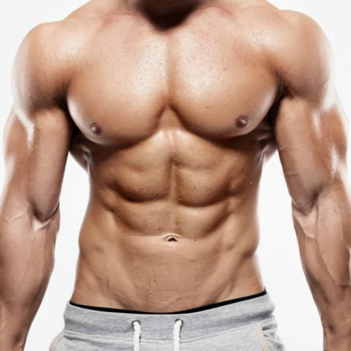 Muscle Vs rasva kadu