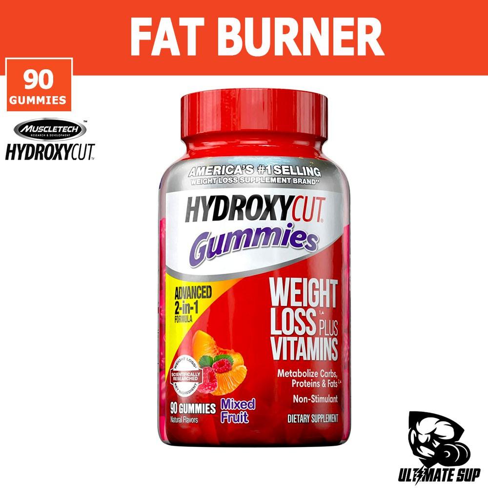 Fat Burner koht