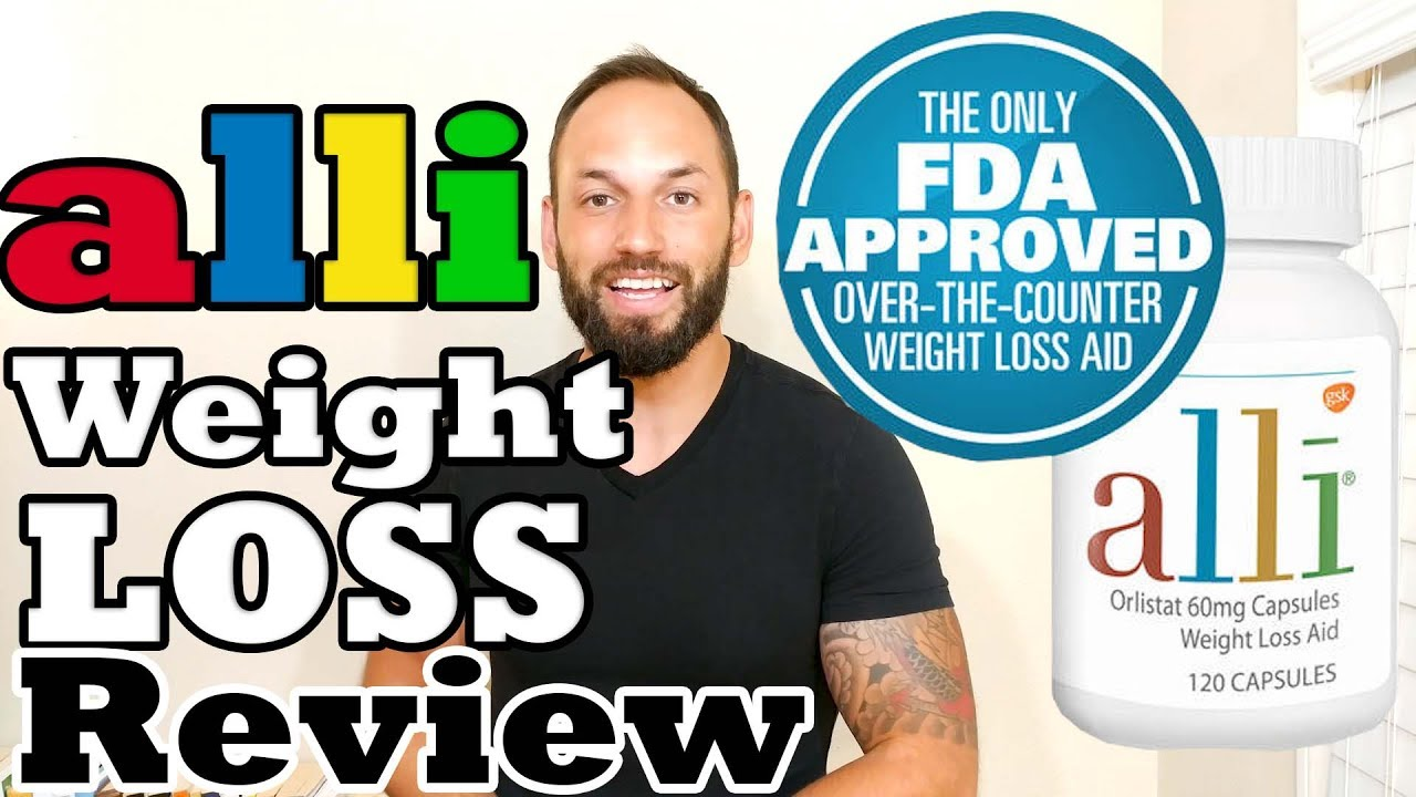 Alli Fat Loss Review