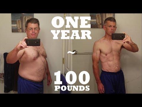 100LB kaalulangus 6 kuu jooksul