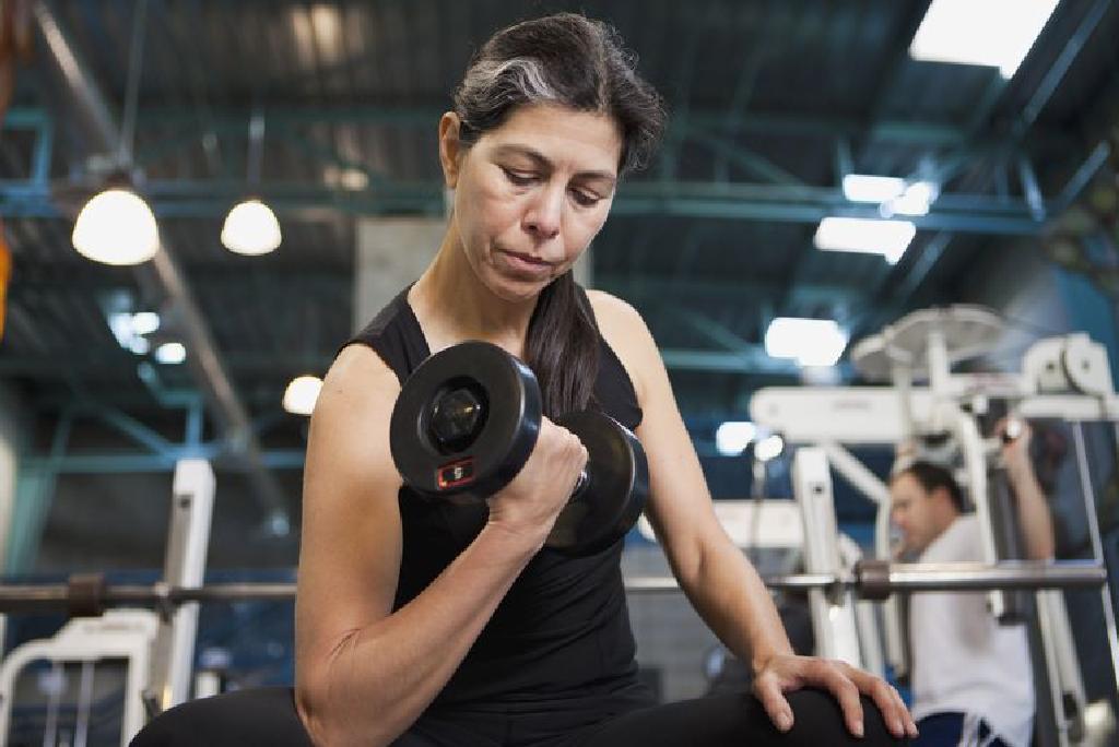 Kas tugevuse treening poletab keha rasva