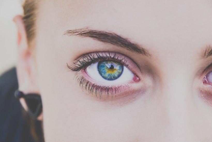 Kaalulangus udune silmad
