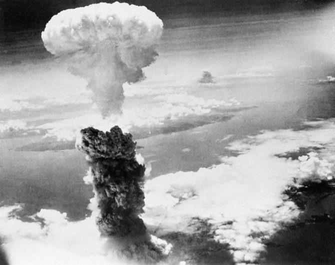 Aatomi pomm rasva poleti