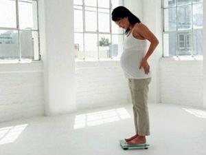 Rate kaalulangus raseduse ajal