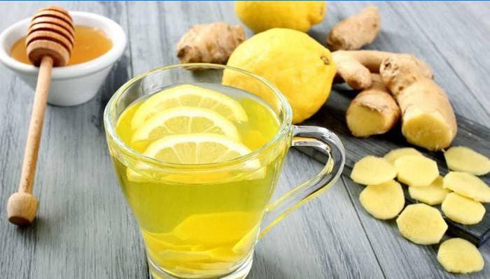 Kaalulangus mee ja sidruniga