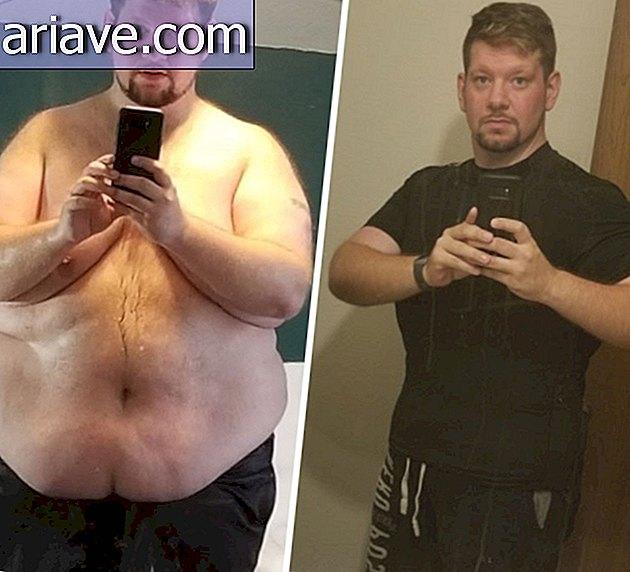 50 kg kaalulangus 6 kuu jooksul Rasva poletamine rutiinil jooksulint