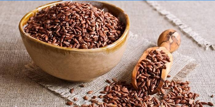 Kaalulangus sooki pruuni riisiga Tervislik kaalulangus 7 nadala jooksul
