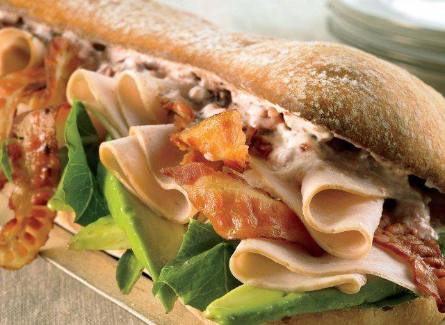 Tervisliku kaalulangus Sandwich retseptid