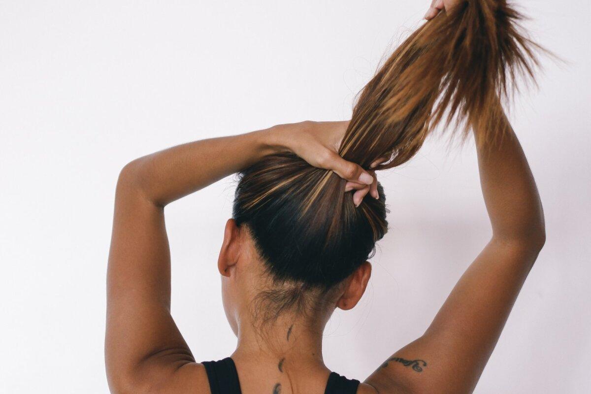 Kaalulangus juuksed langevad valja