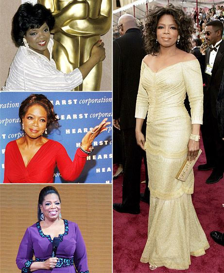 Oprah Winfrey kaalulangus 2014 reie salendav sukad