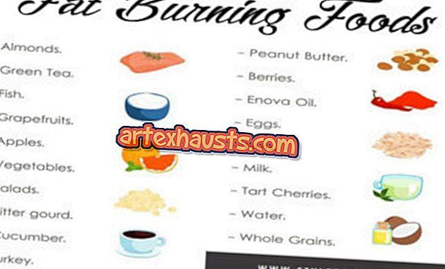 Millised toiduained poletavad kohuga rasva kiiresti Naha purunemine kaalulanguse ajal