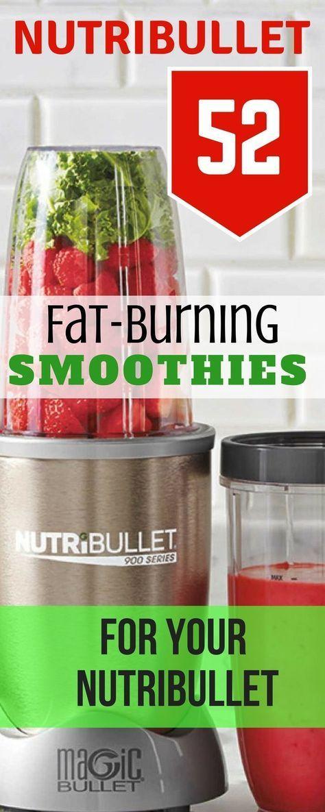 Fat Burner Nutribullet