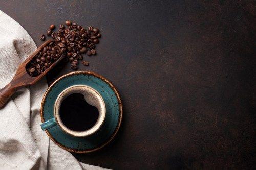 Lopeta kohvi kaalulangus