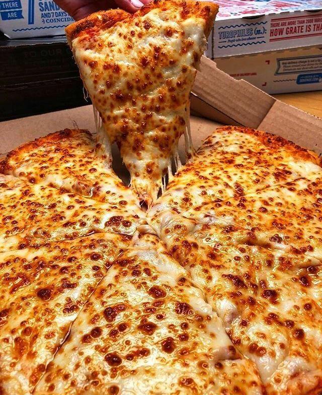 Pizza Cuz kaalulangus