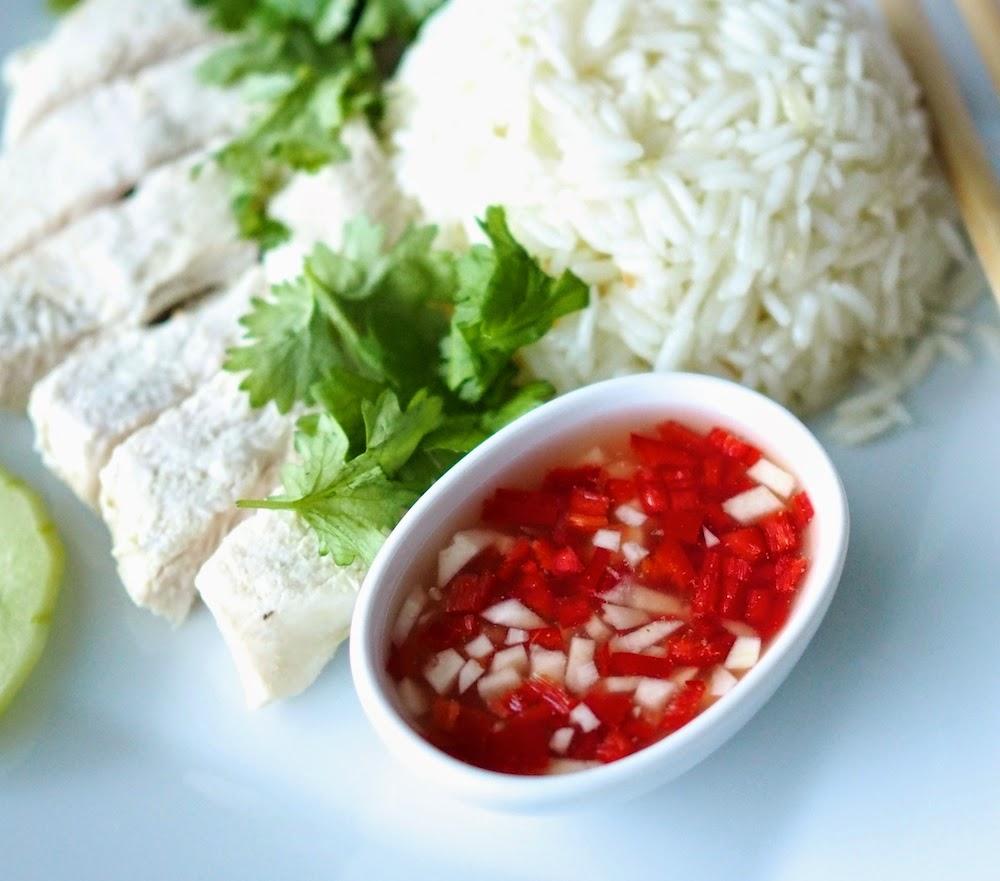 Slimming soob sidruni kana riisi
