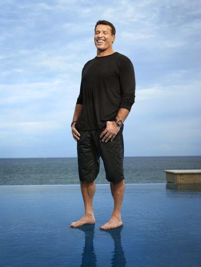 Tony Robbins Kaalulangus osa 2 Spa kaalulangus keha mahkmed
