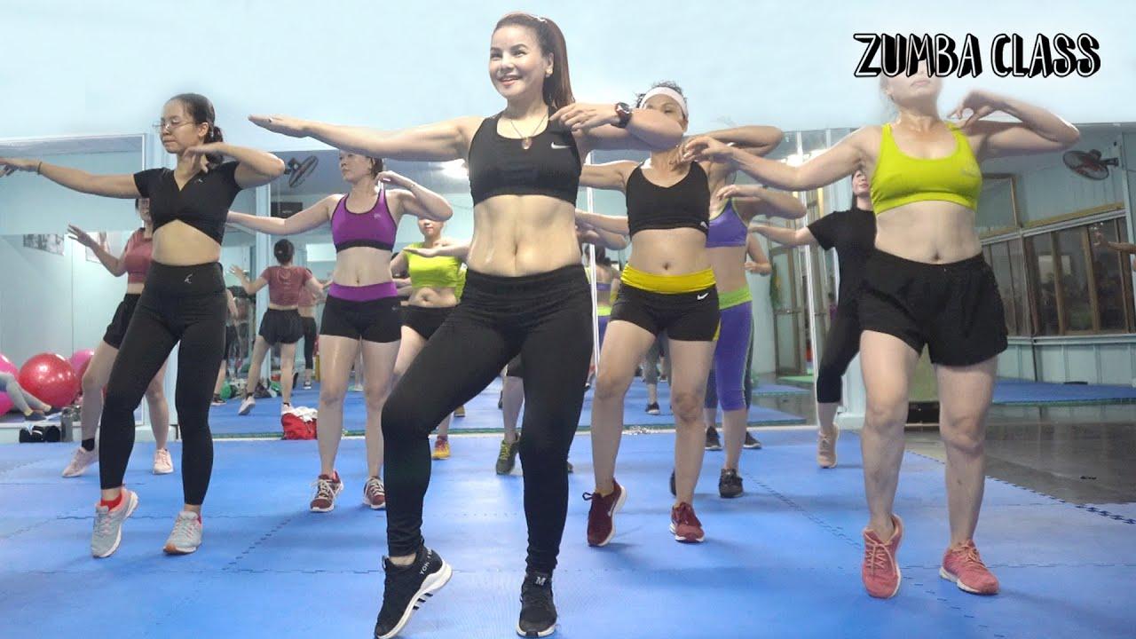 Zumba Fitness Fat Burn