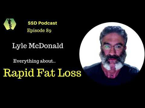 Rapid rasva kadu Lyle McDonald