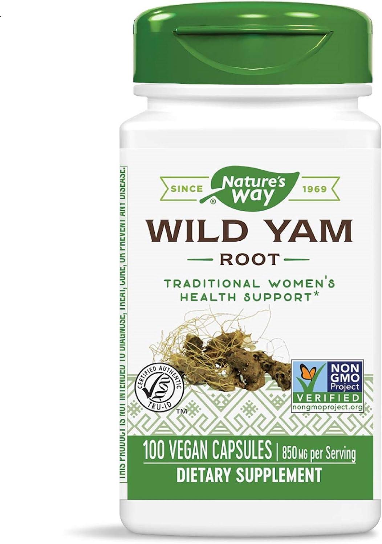 Wild Yam Root Kaalulangus