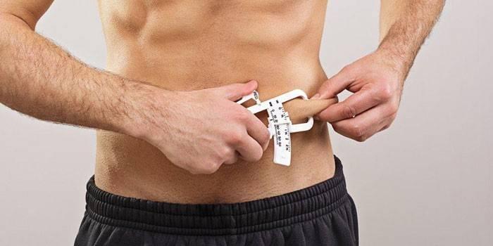 Eemalda vistseraalne rasva kiiresti Poletage keharasva 2 miili