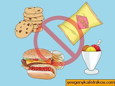 rasva poletavad toidud, et suua iga paev