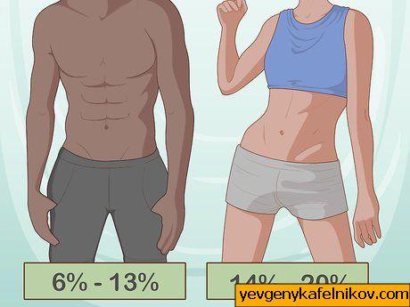Eemaldage rasva meeste rinnal