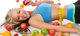 3 nadalat tervislikku toitumist ja kaalulangust