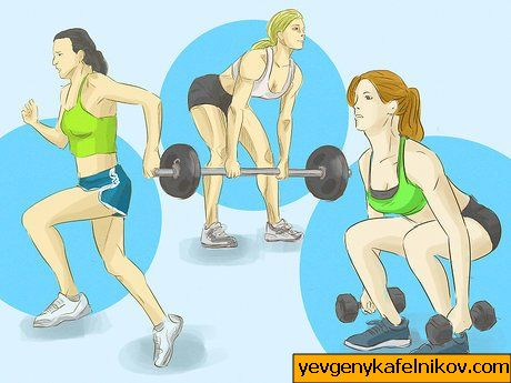 Parim fitness rutiin poletada rasva