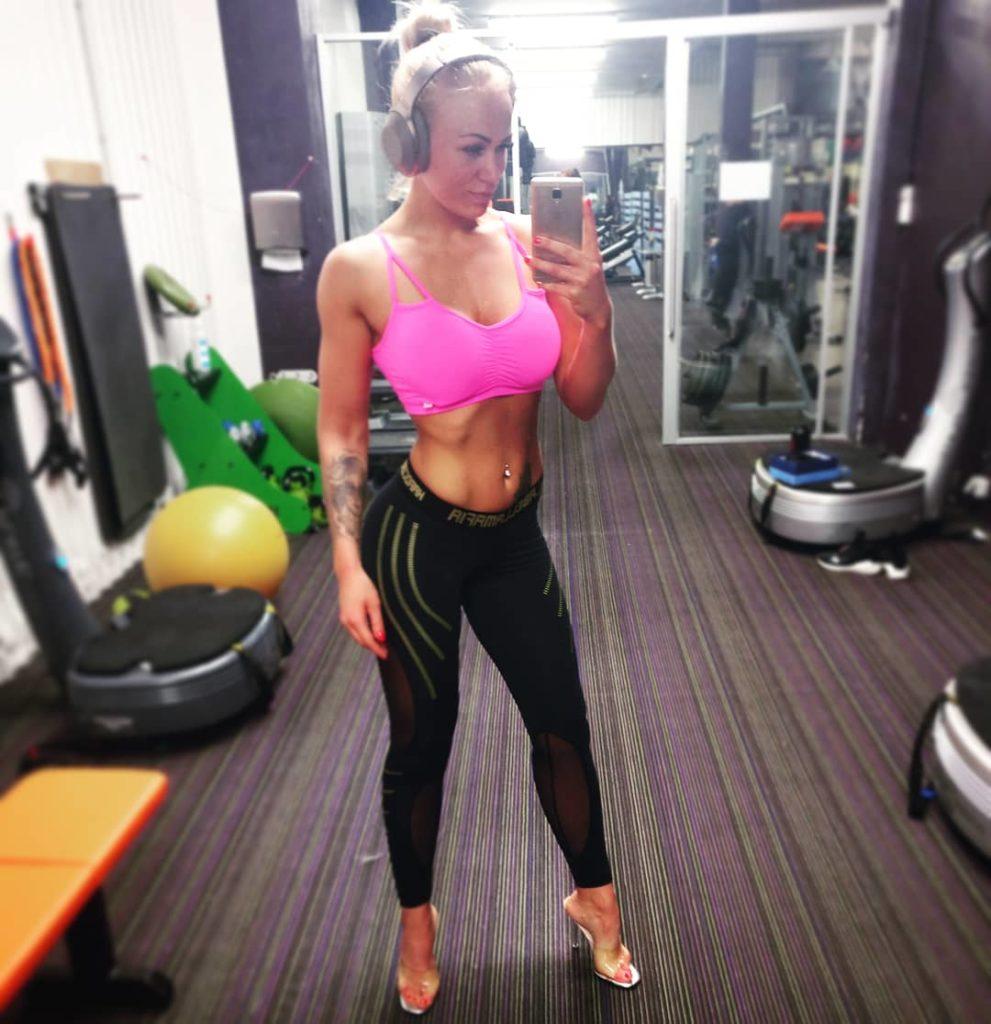 Kas teie keha poletab rasva lihaste ehitamiseks
