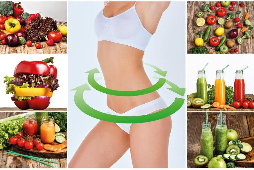 Soo puhas ja kaalulangus Kuidas poletada rasva ule 40