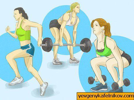 Kuidas poletada ja rindkere rasva Kaalulangus RPM